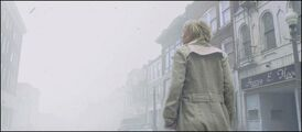 Rose, in Silent Hill