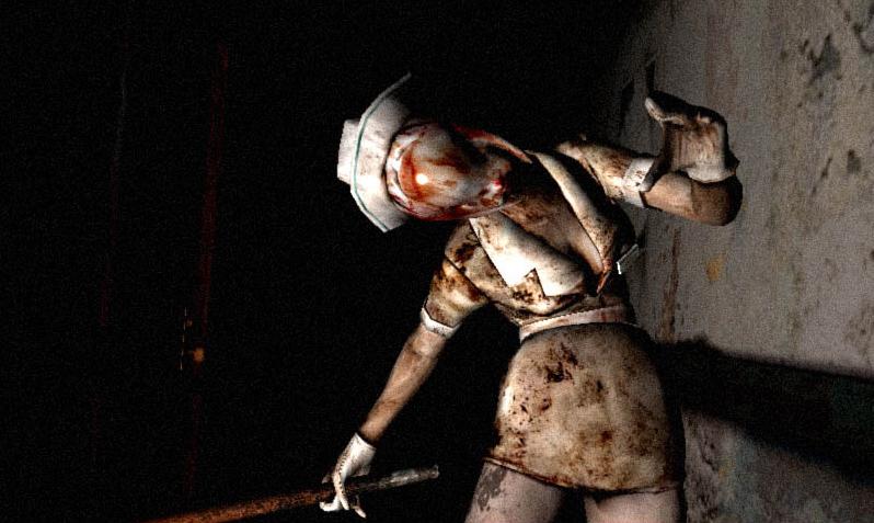 Kết quả hình ảnh cho silent hill game nurse