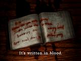 Silent Hill memo - 5-00 examine 01 EN