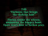 Silent Hill memo - 5-00 examine 02 EN