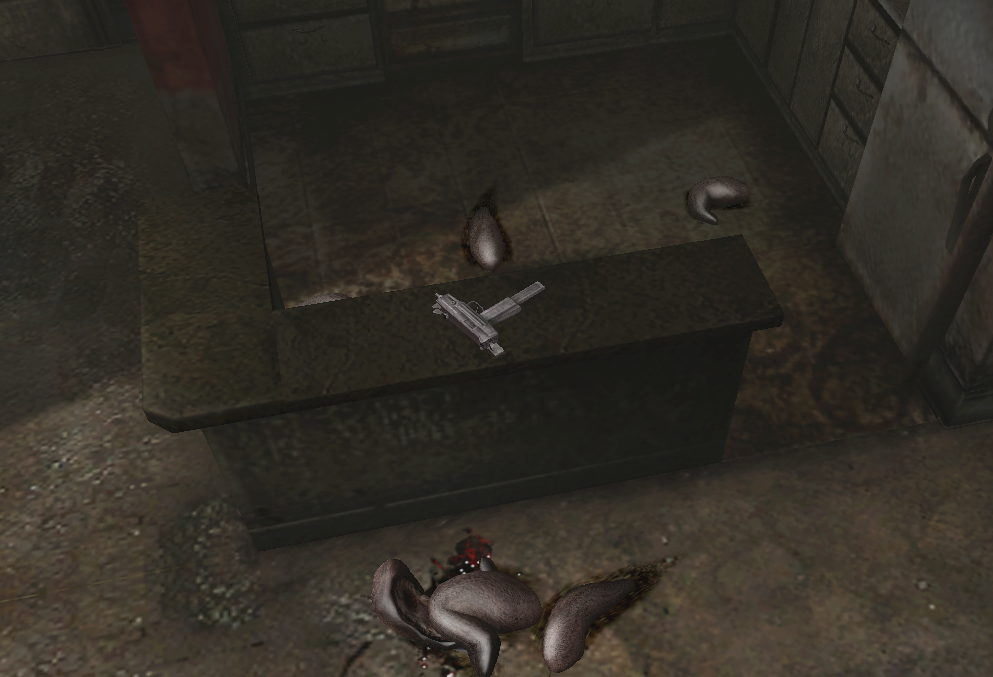 Silent Hill 4 The Room Secrets And Unlockables Silent Hill Wiki