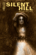 Silent Hill - Dead-Alive Issue no 1 - Cover B