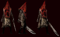SH2 Pyramid Head models