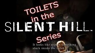Toilets in the Silent Hill Series