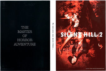 Horror Adventure Silent Hill Wiki Fandom
