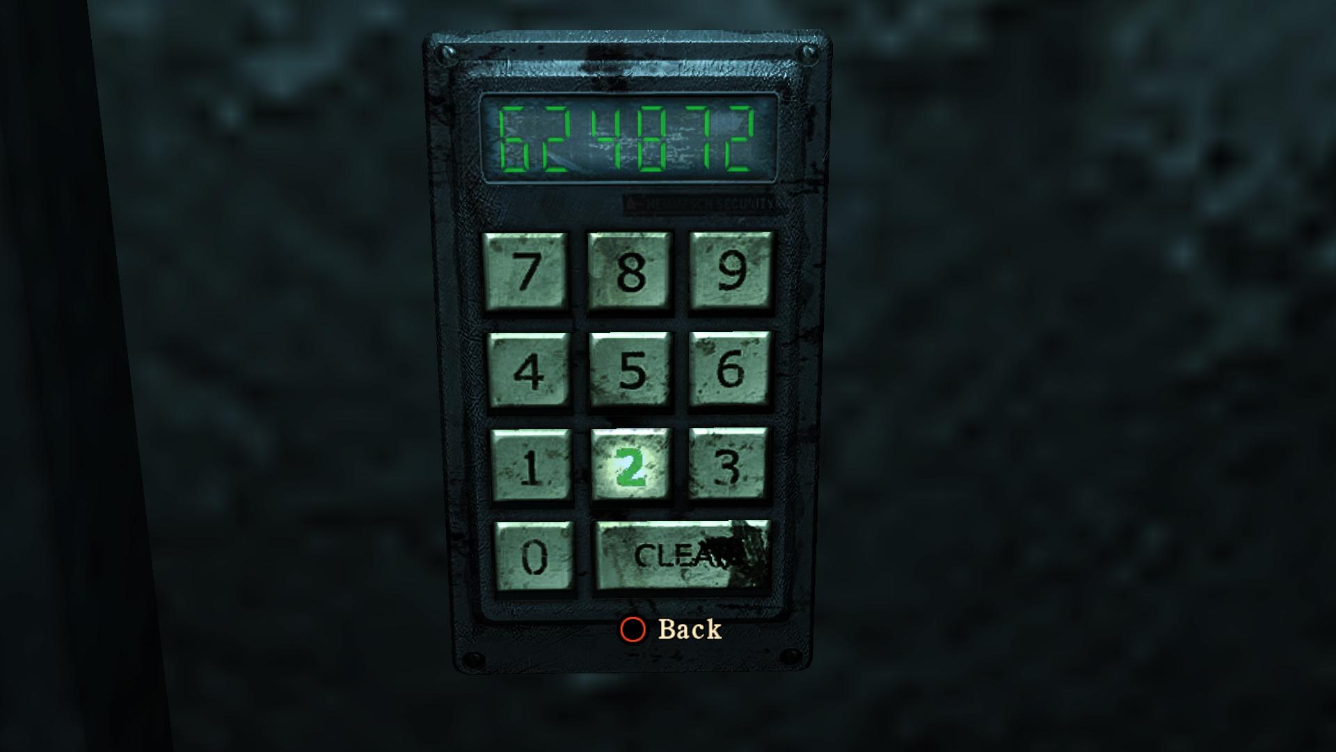 Keypad Combination | Silent Hill Wiki | FANDOM powered by Wikia