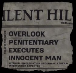 Newspaper Article (Execution)
