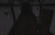 James exploring Nightmare Hotel