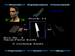Demo Petty Knife