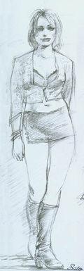 Maria Concept Art