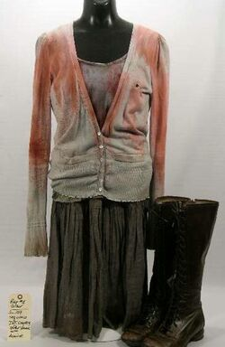 Silent hill bloody dress