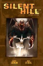 Silent Hill - Dead-Alive trade paperback - Cover