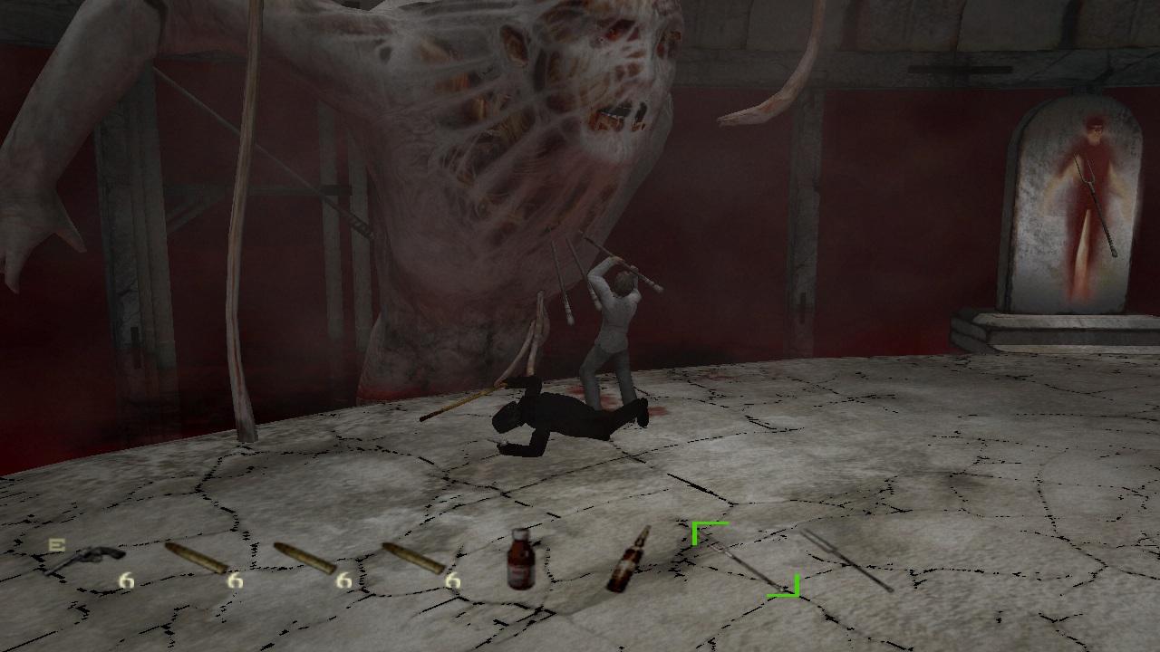 Conjurer Silent Hill Wiki Fandom