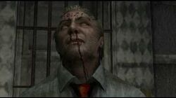 Richard's Death Silent Hill 4
