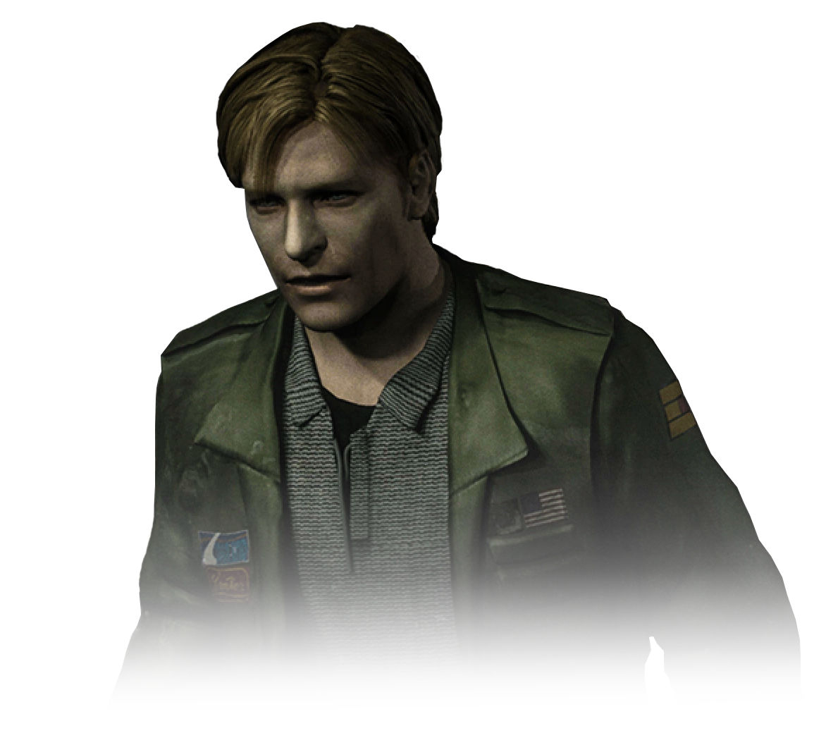 silent hill 2 james voice actor