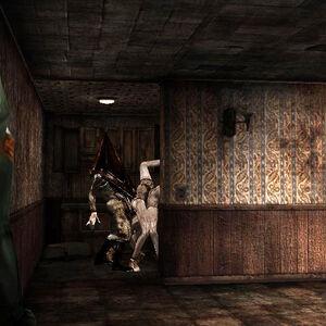 Pyramid Head Silent Hill Wiki Fandom