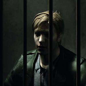 James Sunderland Silent Hill Wiki Fandom