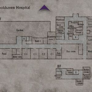 Brookhaven Hospital Silent Hill Wiki Fandom