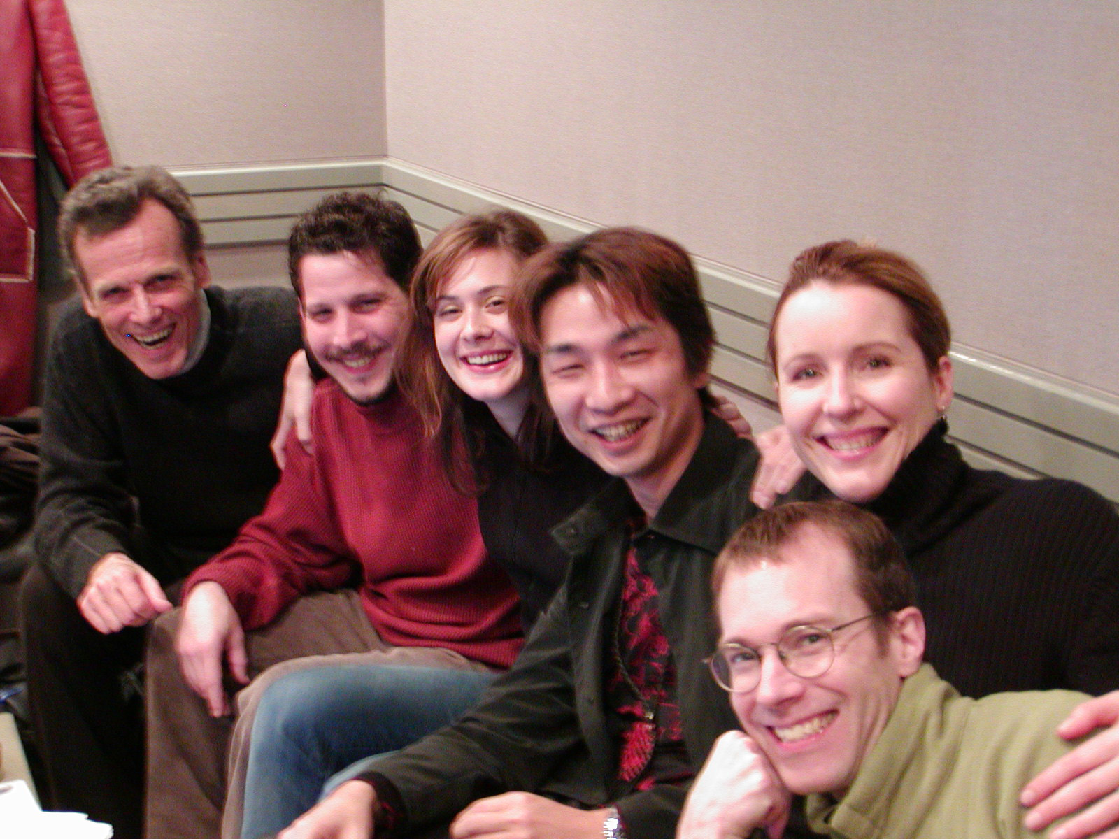 silent hill 3 movie cast