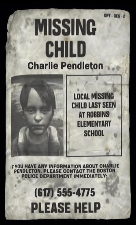 Missing Child | Silent Hill Wiki | FANDOM powered by Wikia