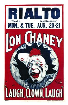Laugh-Clown-Laugh-Poster