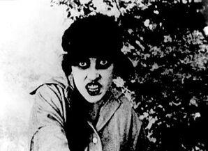 Musidora as Irma Vep
