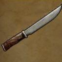 Sh bom knife