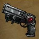 Sh bom laser gun