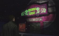 Green Lion pawn shop
