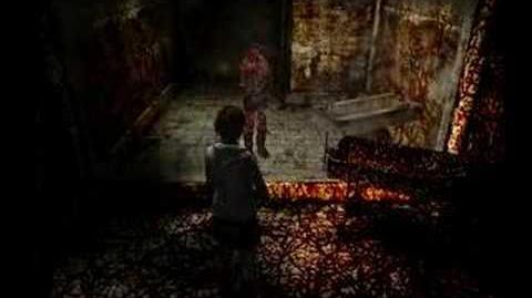 Silent Hill 3 storeroom