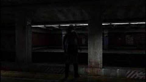 Silent Hill 3 - Subway Ghost