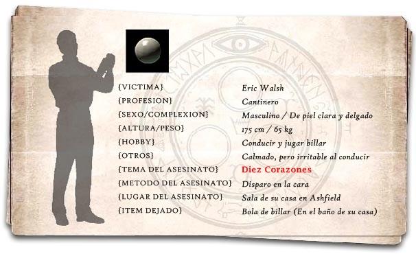 Ficha Eric Walsh