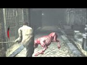 Silent-Hill-Homecoming-Hd-The-Cemetery-Full-Of-Tombstones-&-The-Feral-P10