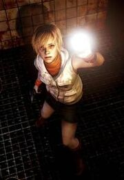 200px-Silent Hill 3 Heather2