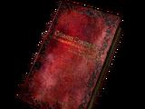 """Libro: """"Ceremonia Crimson"""""""