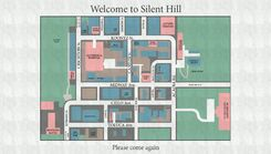 Silent Hill Origins map