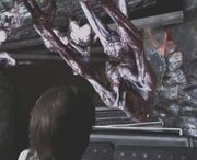 Silent hill downpour miners attack small