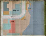 Mapa central zona 2