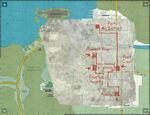 Homeless map overlay