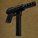 Sh bom submachine gun