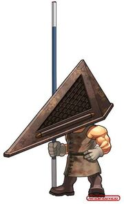 PyramidHead en el New International Track