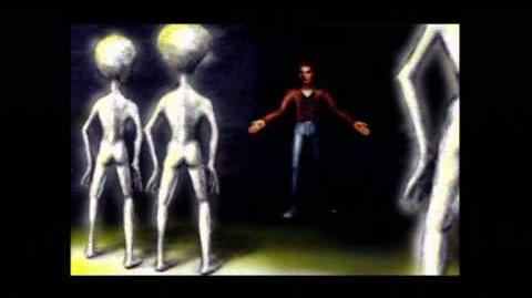 Silent Hill - UFO Ending Final Ovni-1
