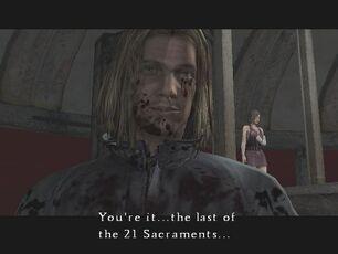 Walter sacraments