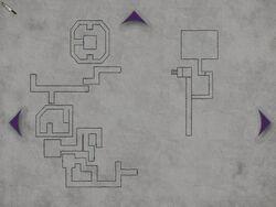 Labirinth map