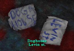 Doghousenote