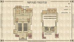Mappa teatro artaud