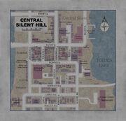 Central Silent Hill intera