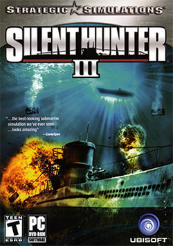 Silent Hunter III Coverart