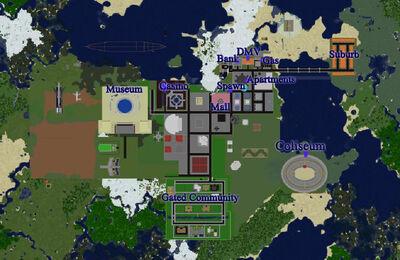 Servermap