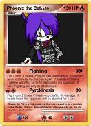 Phoenix Pokemon Card